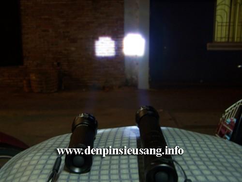Đèn pin siêu sáng Extra C30
