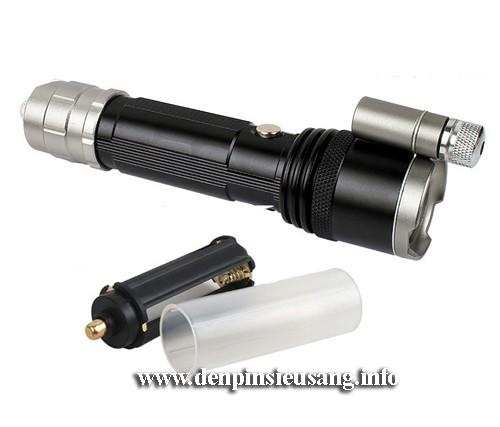 Đèn pin Laser