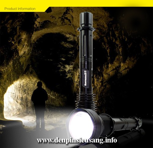 Đèn Pin Siêu Sáng Lomon ST111
