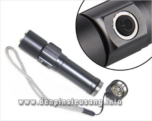 Đèn pin siêu sáng ZK-137