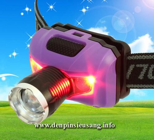 Đèn đeo trán GD68