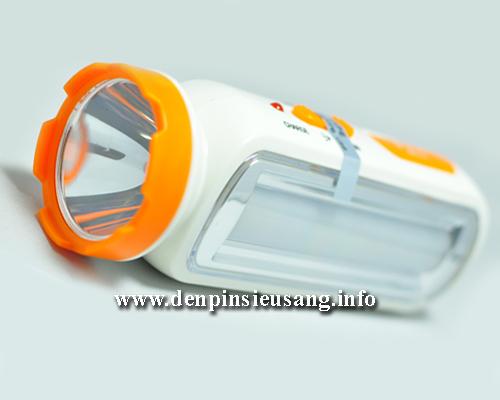 Đèn sạc KN-4110