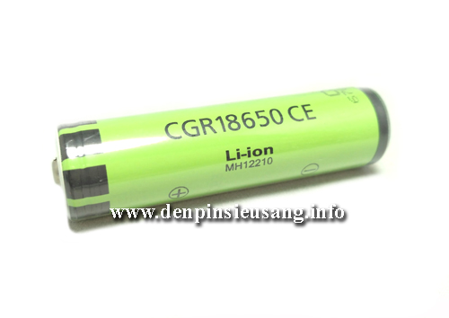 Pin Panasonic Protected 3200mAh
