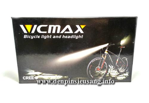 Đèn xe đạp WCMAX A8