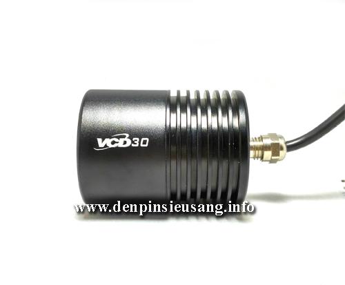 Đèn trợ sáng xe máy XHP50 - XHP70
