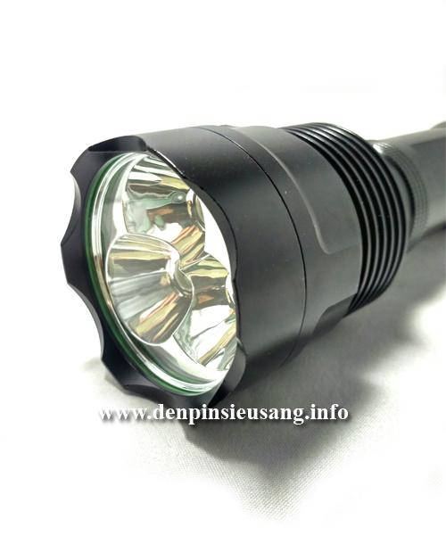 Đèn pin C8 3T6
