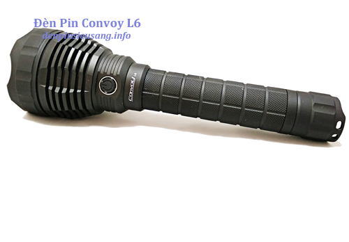 """<div class=""""at-above-post-homepage addthis_tool"""" data-url=""""https://denpinsieusang.info/den-pin-convoy-l6/""""></div> Thông số kỹ thuật: – Thương hiệu CONVOY – Mã sản phẩm L6 – Led Cree XHP70 – Độ sáng 4000 lumen – Chiếu xa 300m – Kích thước 270mm x 72mm x 33mm – Trọng lượng 490 g – 5 chế độ 4 + chớp – Chóa nhôm nguyên khối – Chống nước IPX68 – 2 công tấc 1 công tấc đuôi (on/off), 1 công tấc hông (chức năng) – Thân đèn hợp […]<!-- AddThis Advanced Settings above via filter on get_the_excerpt --><!-- AddThis Advanced Settings below via filter on get_the_excerpt --><!-- AddThis Advanced Settings generic via filter on get_the_excerpt --><!-- AddThis Share Buttons above via filter on get_the_excerpt --><!-- AddThis Share Buttons below via filter on get_the_excerpt --><div class=""""at-below-post-homepage addthis_tool"""" data-url=""""https://denpinsieusang.info/den-pin-convoy-l6/""""></div><!-- AddThis Share Buttons generic via filter on get_the_excerpt -->"""