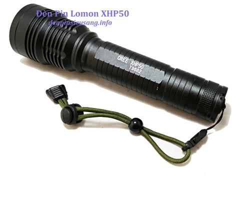 Đèn Pin Lomon XHP50