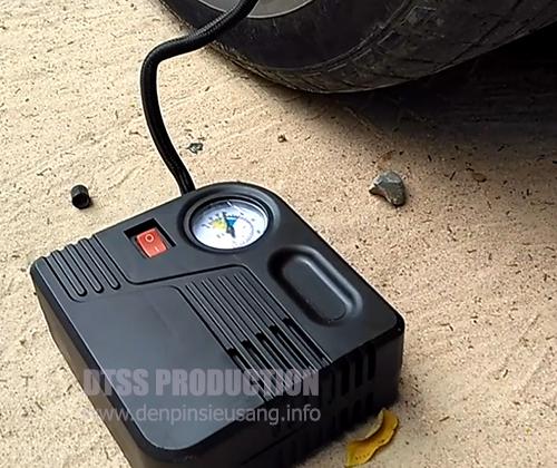 Máy bơm di động Mobile Air Compressor