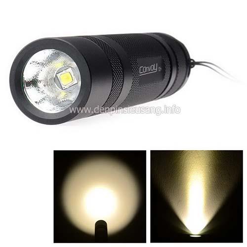 Đèn pin Convoy S2+