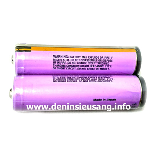 Pin Panasonic 2900mAh Protected