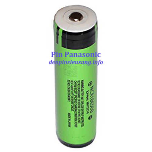 Pin Panasonic 3400mAh Protected