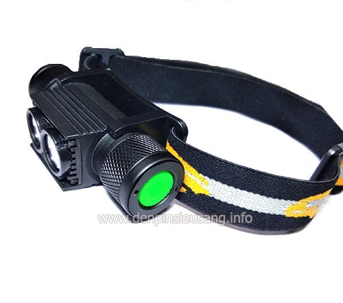 Đèn đeo trán XM-L2 2000lumens