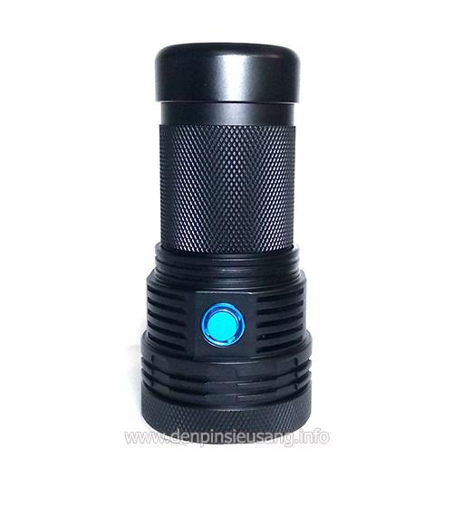 Đèn pin 3 - XHP70 13000 lumens