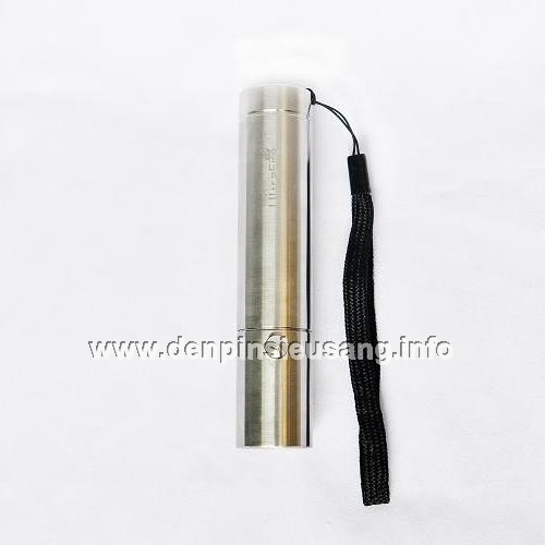 Đèn pin Ultrafire thân inox cao cấp