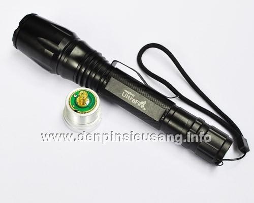 Ultrafire KC31 Zoom 900lm