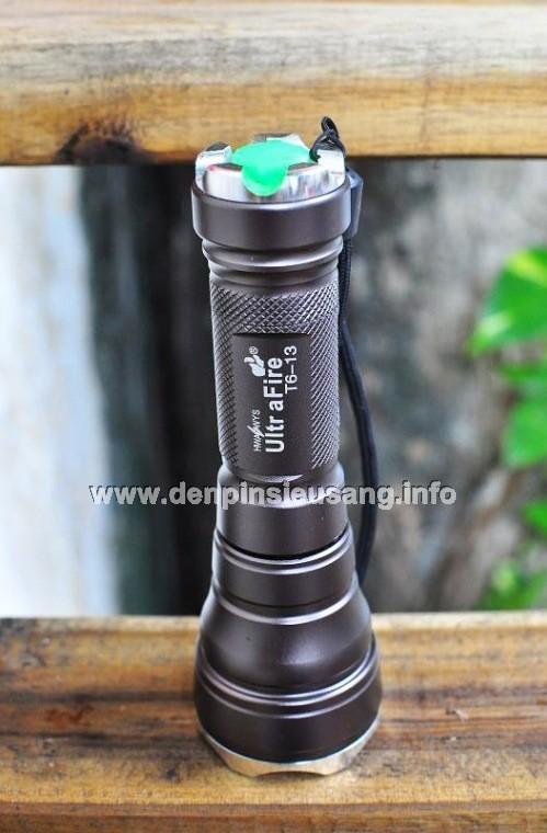 Ultrafire T6-13 800lm