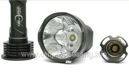 Trustfire x6 2300 lumen