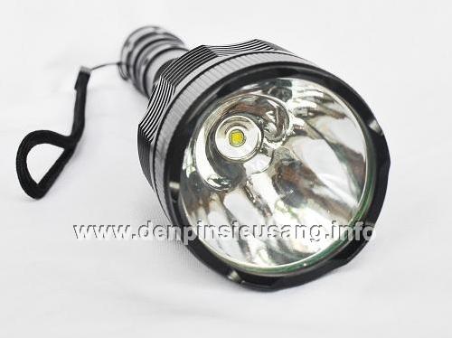 Đèn pin chiếu xa 300m Goread Y25 1000lm