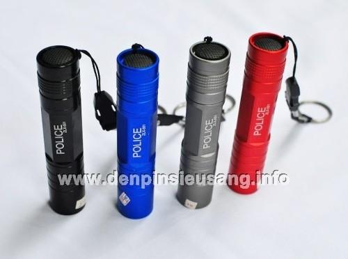 Đèn pin siêu nhỏ Police-zlx-551 400lumen